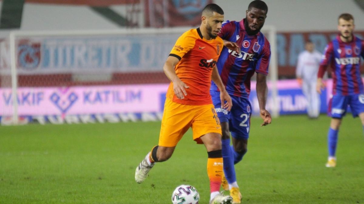 Belhanda: 'Galatasaray ile sözleşme uzatmak istiyorum'
