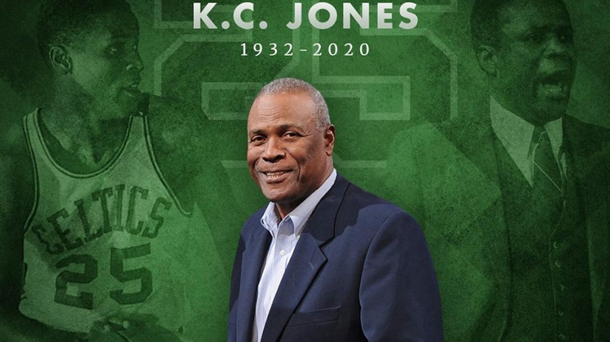 Boston efsanesi KC Jones hayatını kaybetti