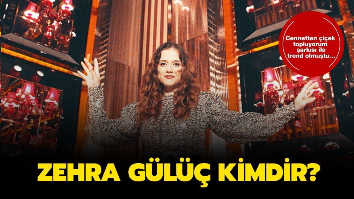 """İbo Show konuğu Zehra Gülaç kimdir"""" Cennetten Çiçek şarkısı ile ünlenen Zehra kaç yaşında ve nereli"""""""