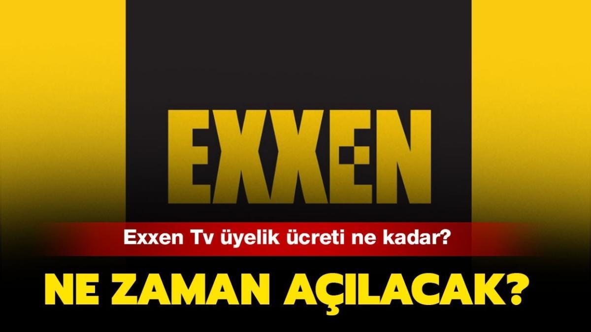 """Exxen ne zaman açılacak"""""""