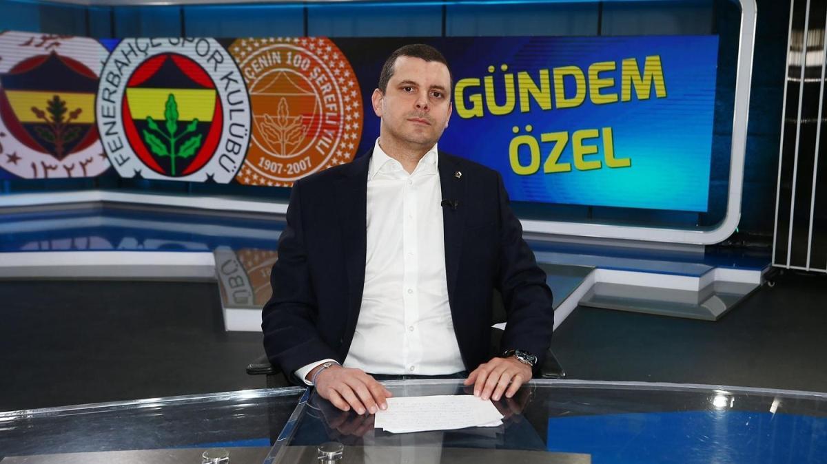 Fenerbahçe'den Galatasaray'a çok sert '96-2000' göndermesi