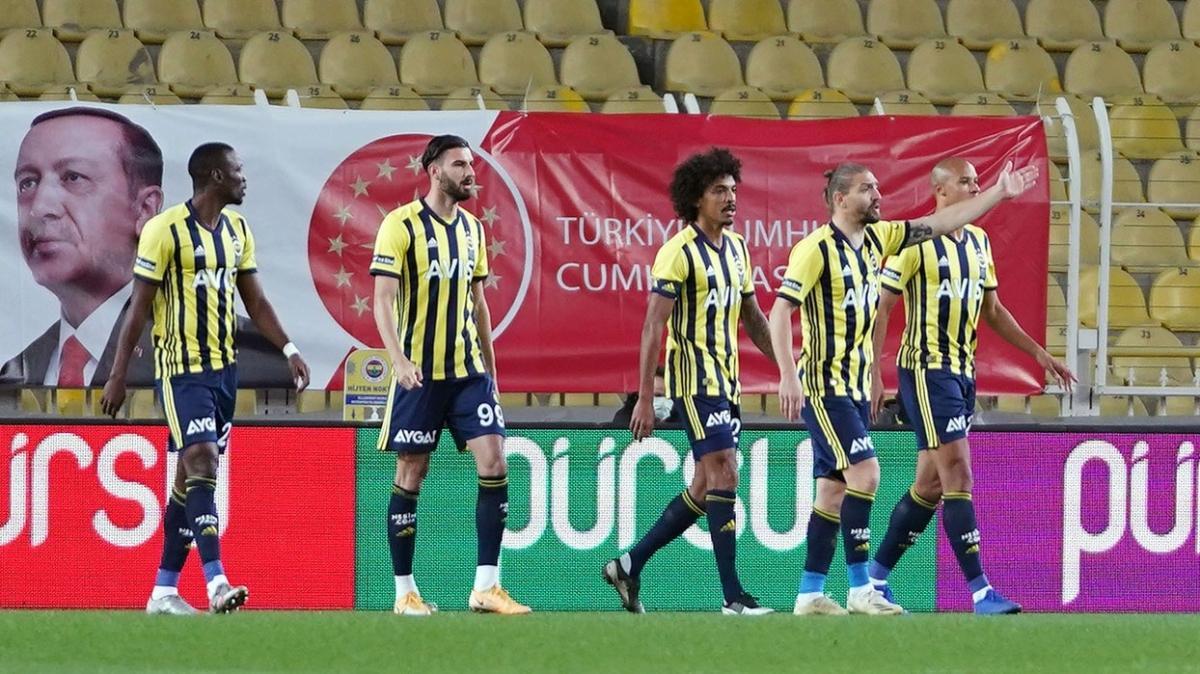 Fenerbahçe'nin bu sezon eksik oyuncularla başı dertte