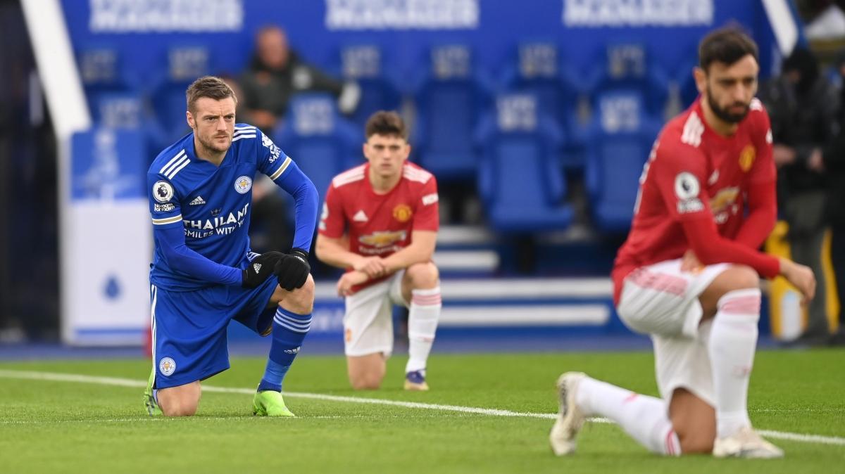Leicester ile Manchester United berabere kaldı