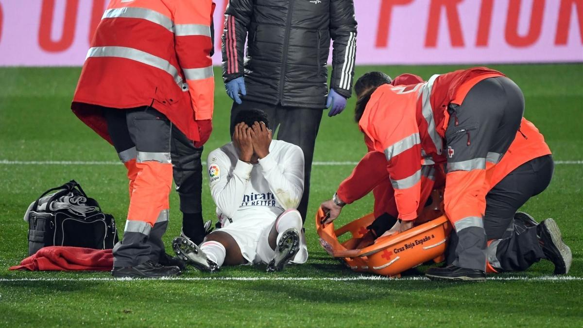 Real Madrid'e Rodrygo'dan kötü haber