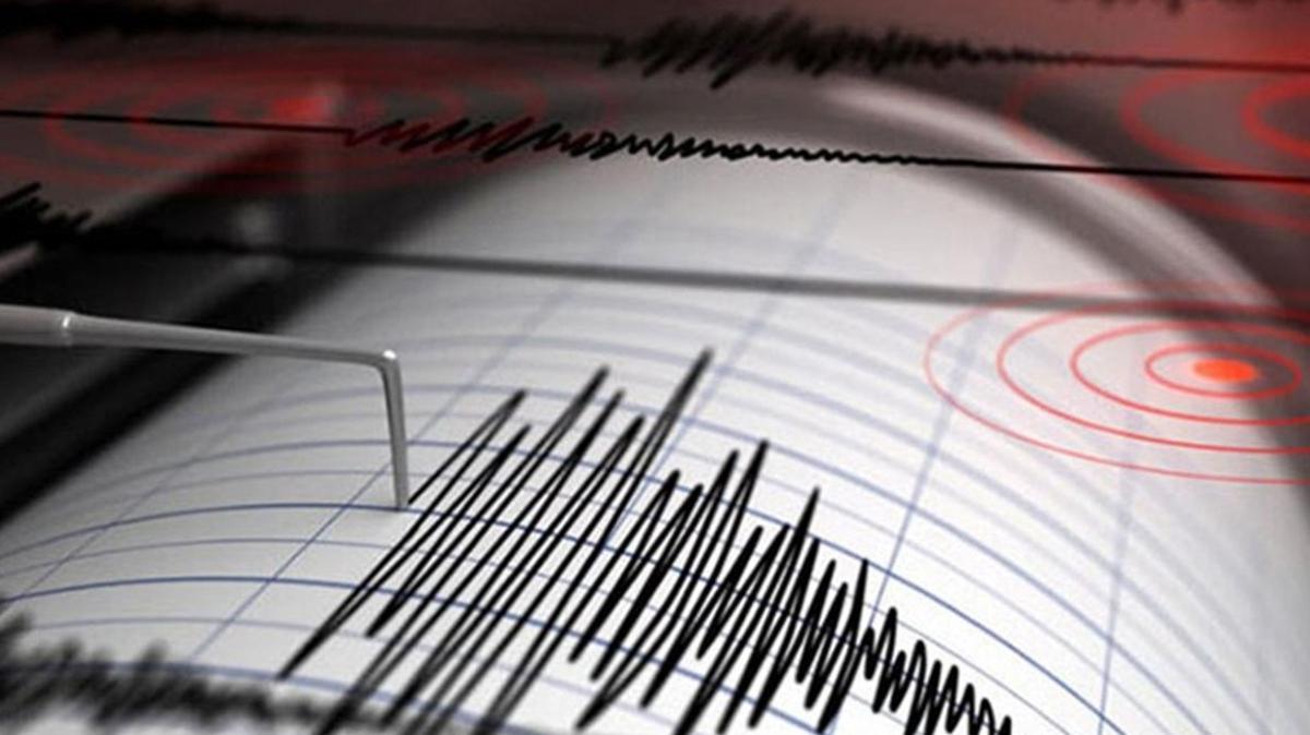 Son dakika deprem haberleri... Van'da deprem meydana geldi