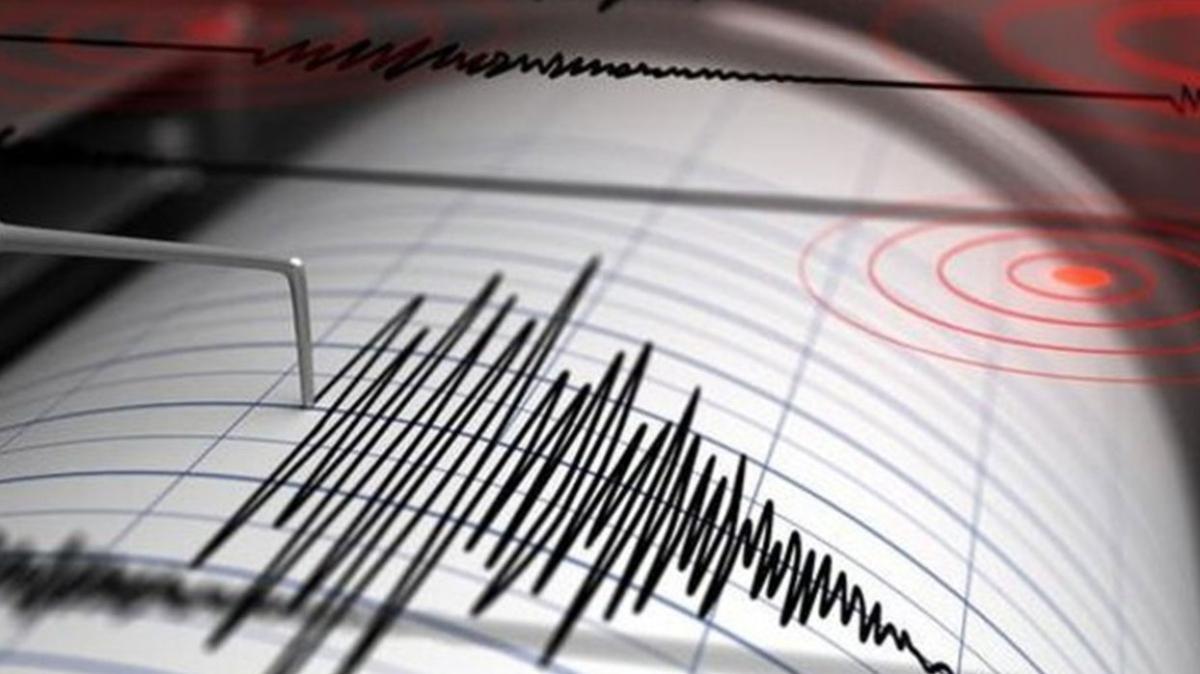 Son dakika depremler: Elazığ'da 4.1 şiddetinde deprem!
