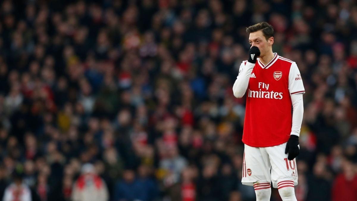 Son dakika haberi: İngilizler duyurdu: Mesut Özil, Fenerbahçe'ye gidiyor