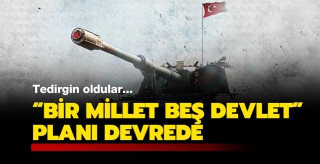 """Rus basını yazdı: """"Türkiye, 'tek millet beş devlet' politikasına geçiyor"""""""