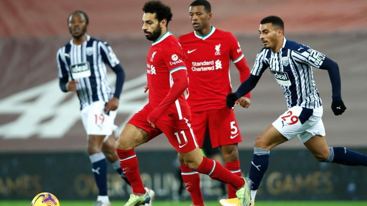 Liverpool bu sezon ilk kez sahasında galip gelemedi