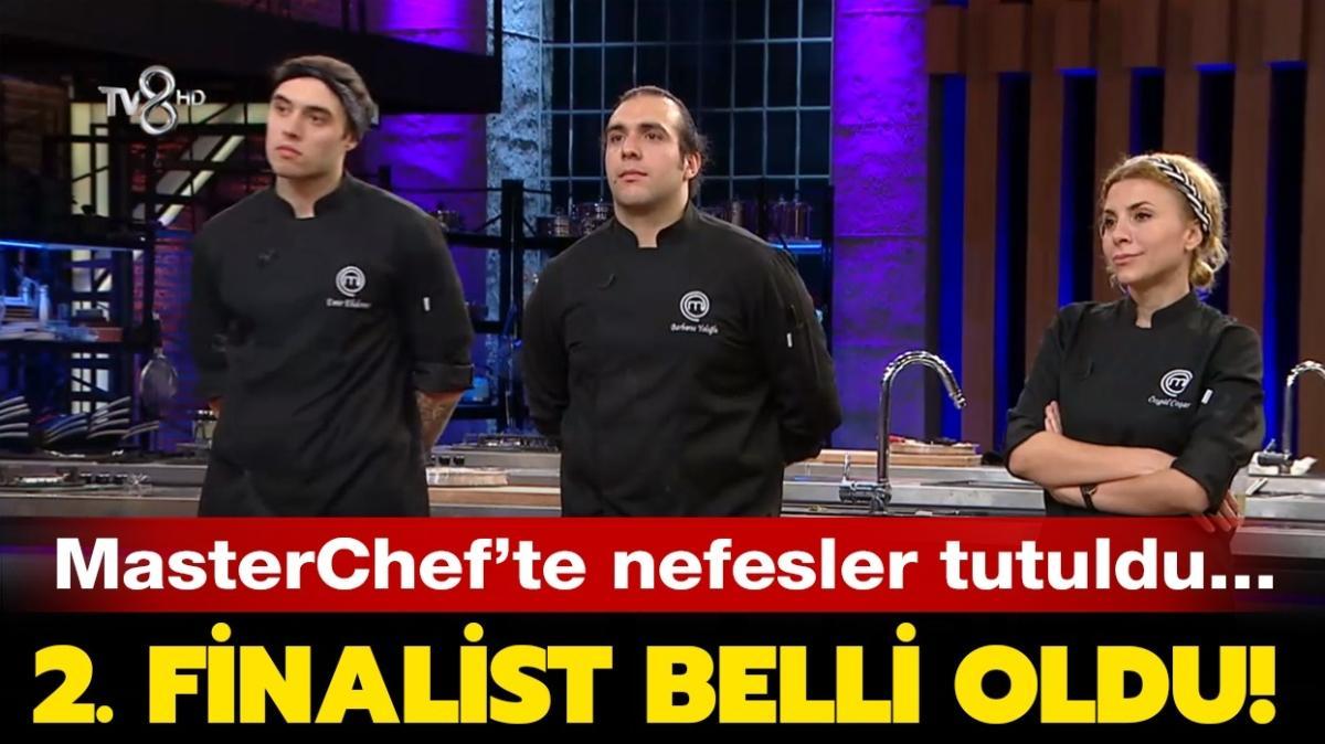 """MasterChef dün akşam kim kazandı"""" MasterChef Türkiye'nin 2. finalisti ve eleme adayları kimler oldu"""""""