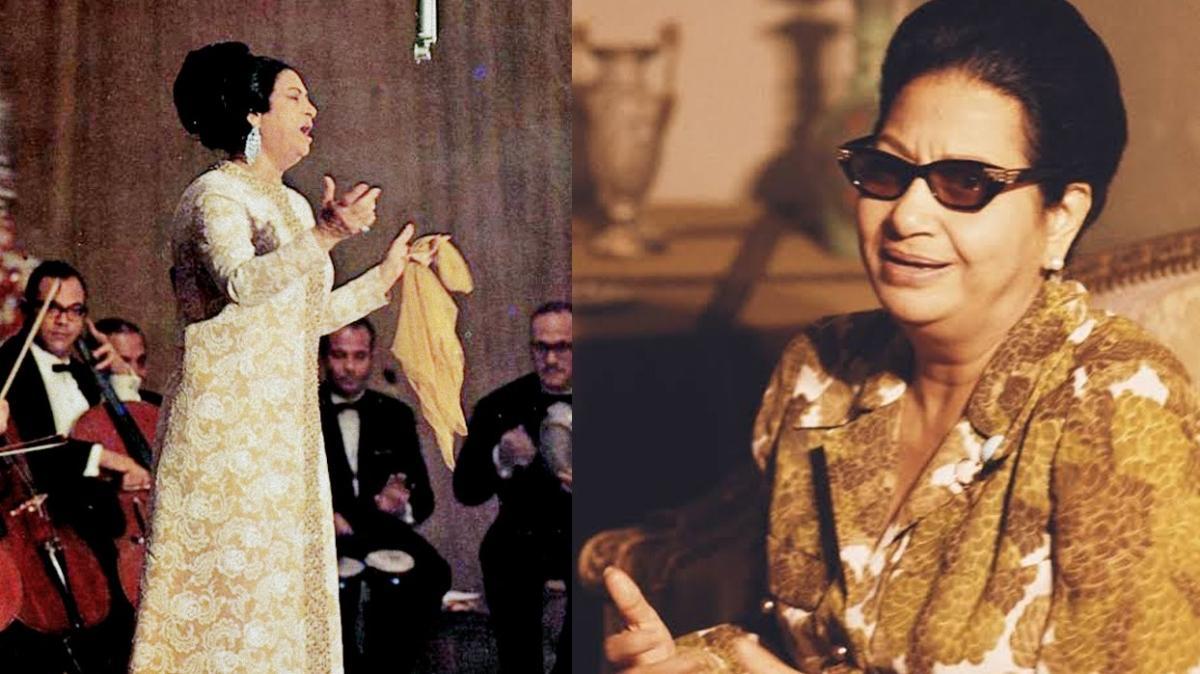 """Mısırlı şarkıcı Ümmü Gülsüm kimdir"""" İşte Ümmü Gülsüm'ün hayatı..."""