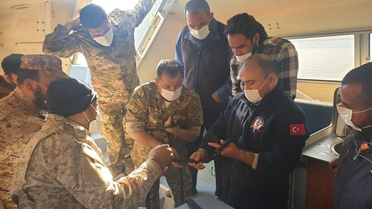 TSK, Libya Silahlı Kuvvetleri'ne eğitim vermeye devam ediyor
