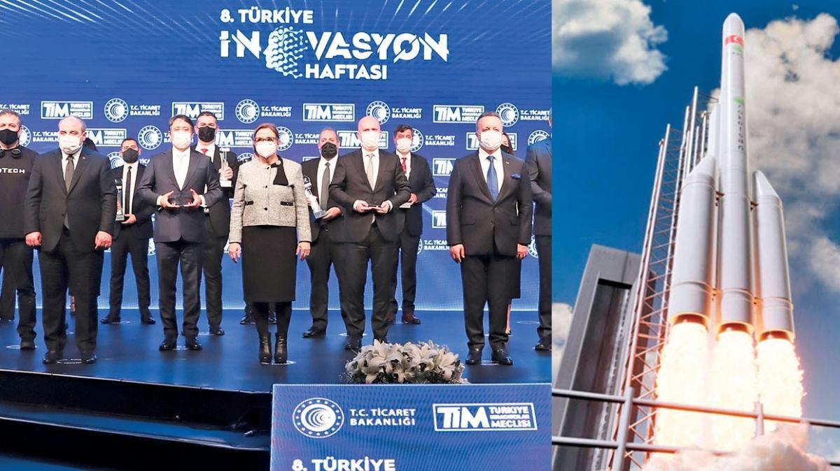 'Türkiye kendi uydusunu üretip uzaya fırlatacak'