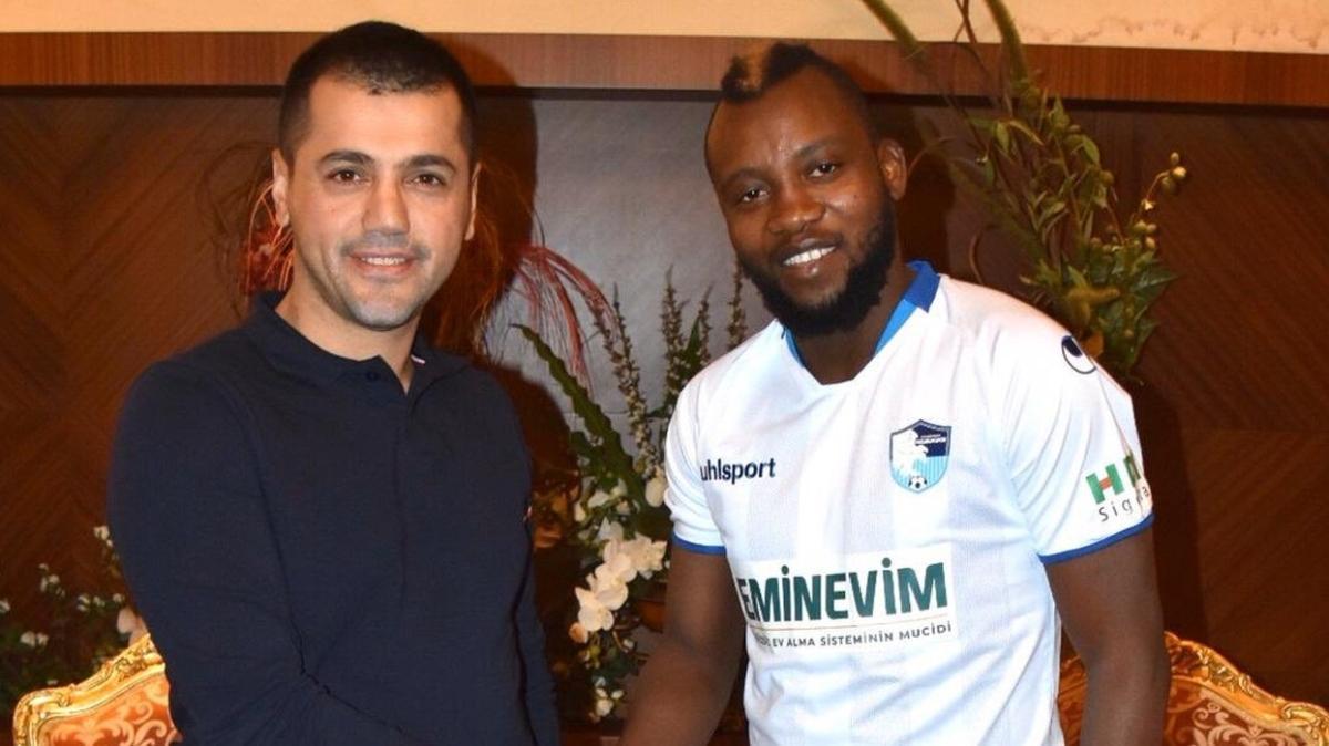 BB. Erzurumspor'da İbrahim Sissoko sözleşmesini tek taraflı feshetti