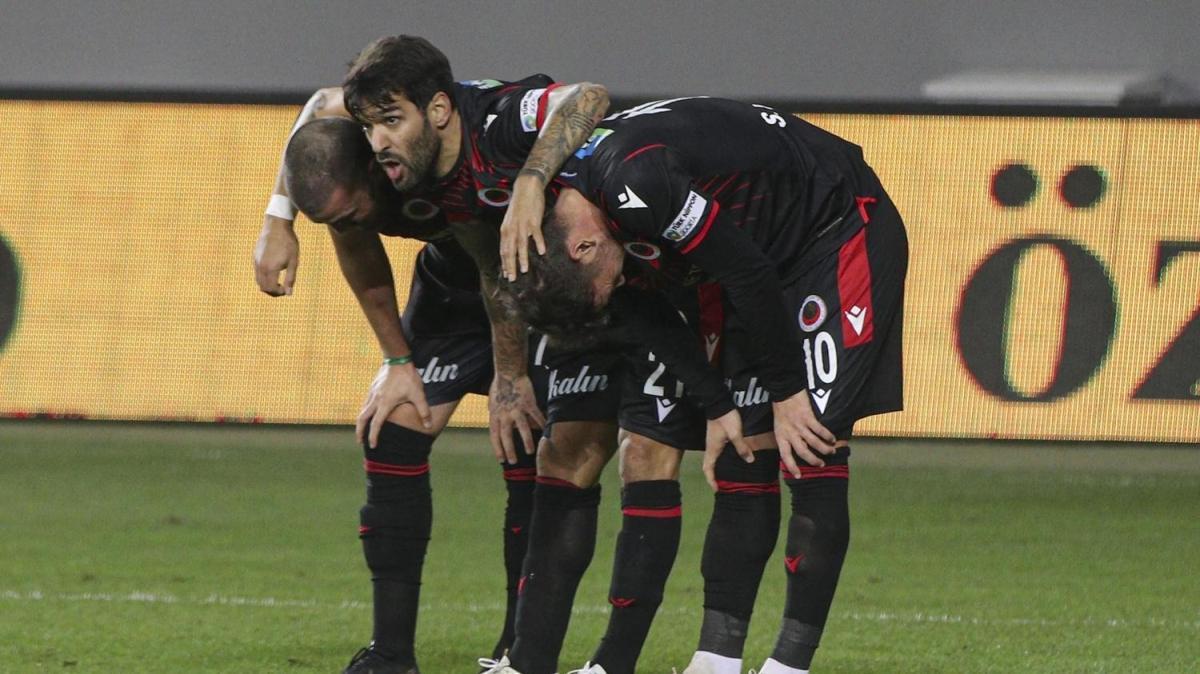 Bol iptalli maçta kazanan Gençlerbirliği: 3-2