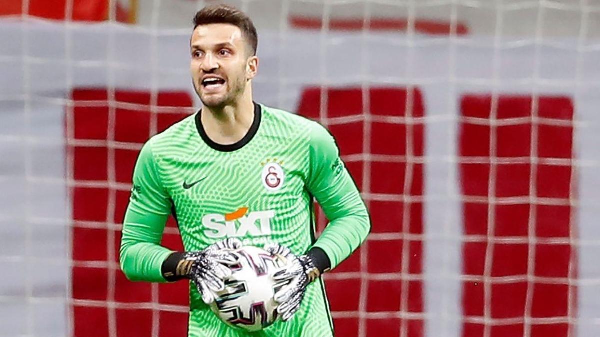 Galatasaray'da Okan Kocuk performansıyla güven kazandı