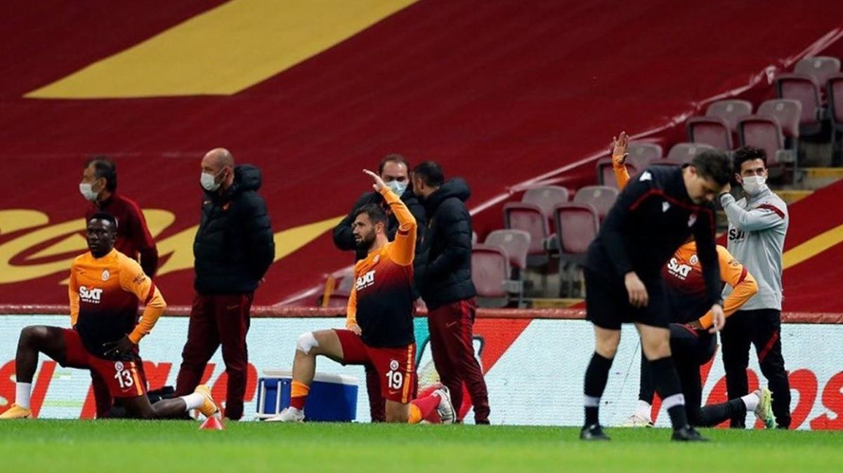 Galatasaray'da Taylan Antalyalı'nın yerine Ömer Bayram