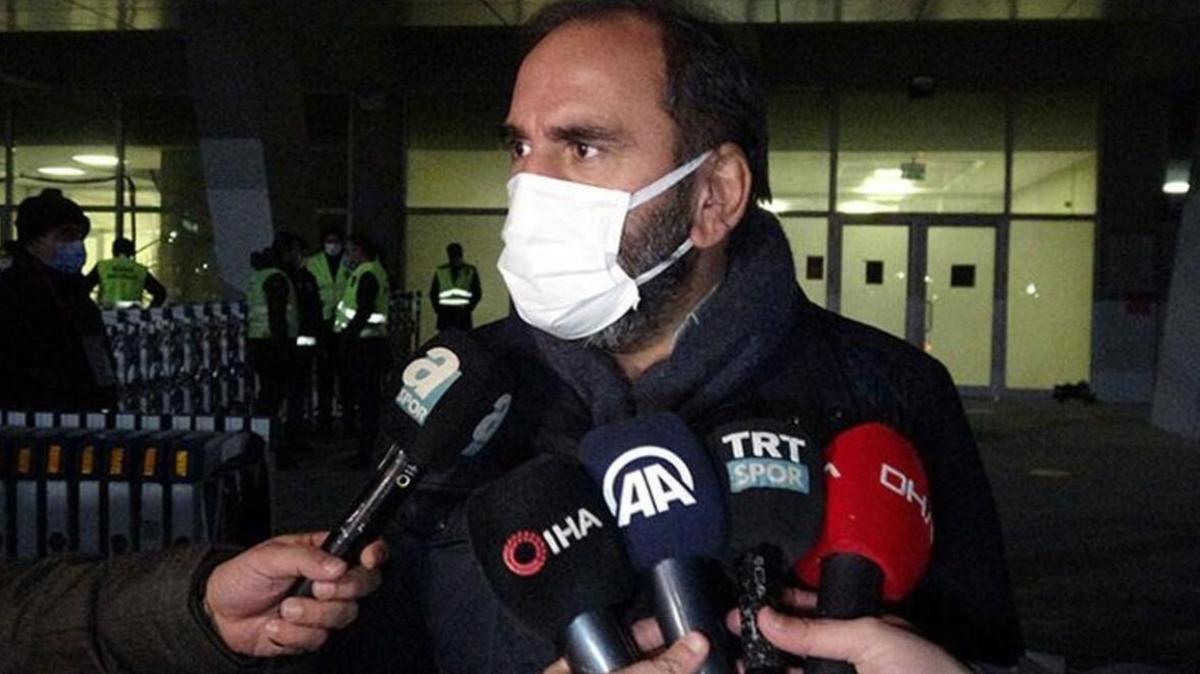 Mecnun Otyakmaz: Kimse Sivasspor'u hafife alamaz! VAR'ı iptal etsinler