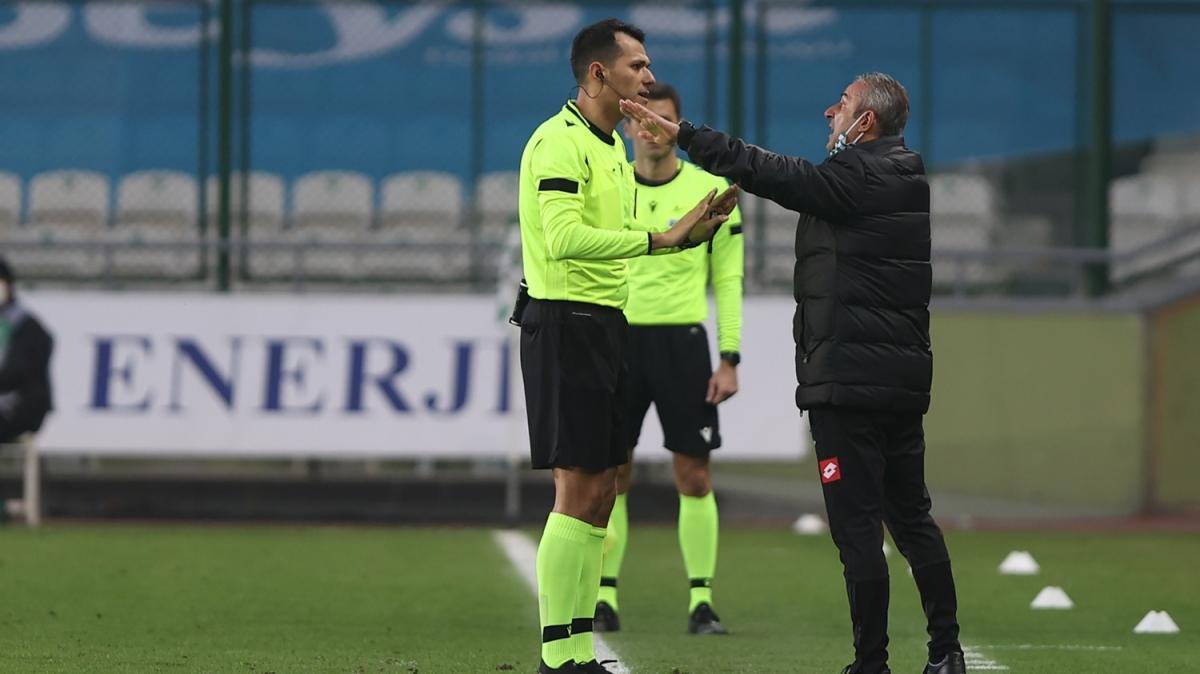 İttifak Holding Konyaspor - Çaykur Rizespor maçının ardından