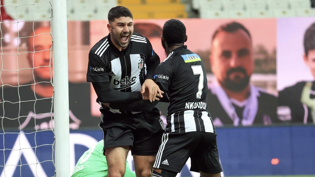 Beşiktaş - Demir Grup Sivasspor maçından notlar