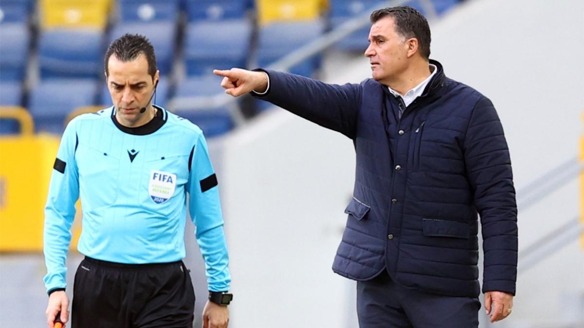 Gençlerbirliği - Hes Kablo Kayserispor maçının ardından