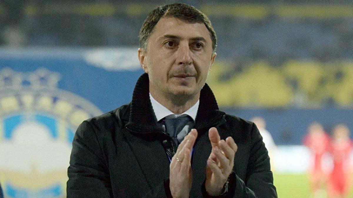Şota Arveladze üst üste ikinci kez ligin en iyi teknik direktörü seçildi
