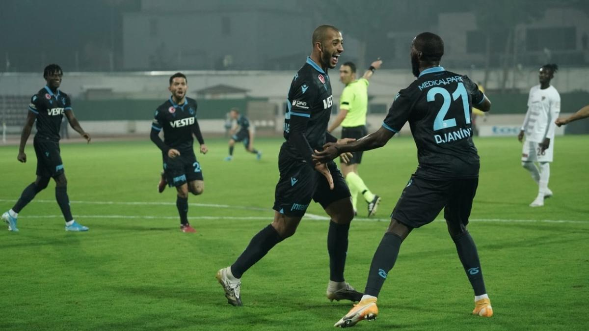 Trabzonspor Vitor Hugo'nun durumuyla ilgili açıklama yaptı