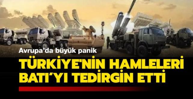 Avrupa'da büyük panik: Türkiye'nin hamleleri Batı'yı tedirgin etti