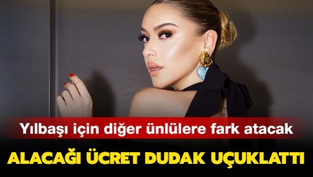 Hadise'den TikTok konseri! Alacağı ücret dudak uçuklattı