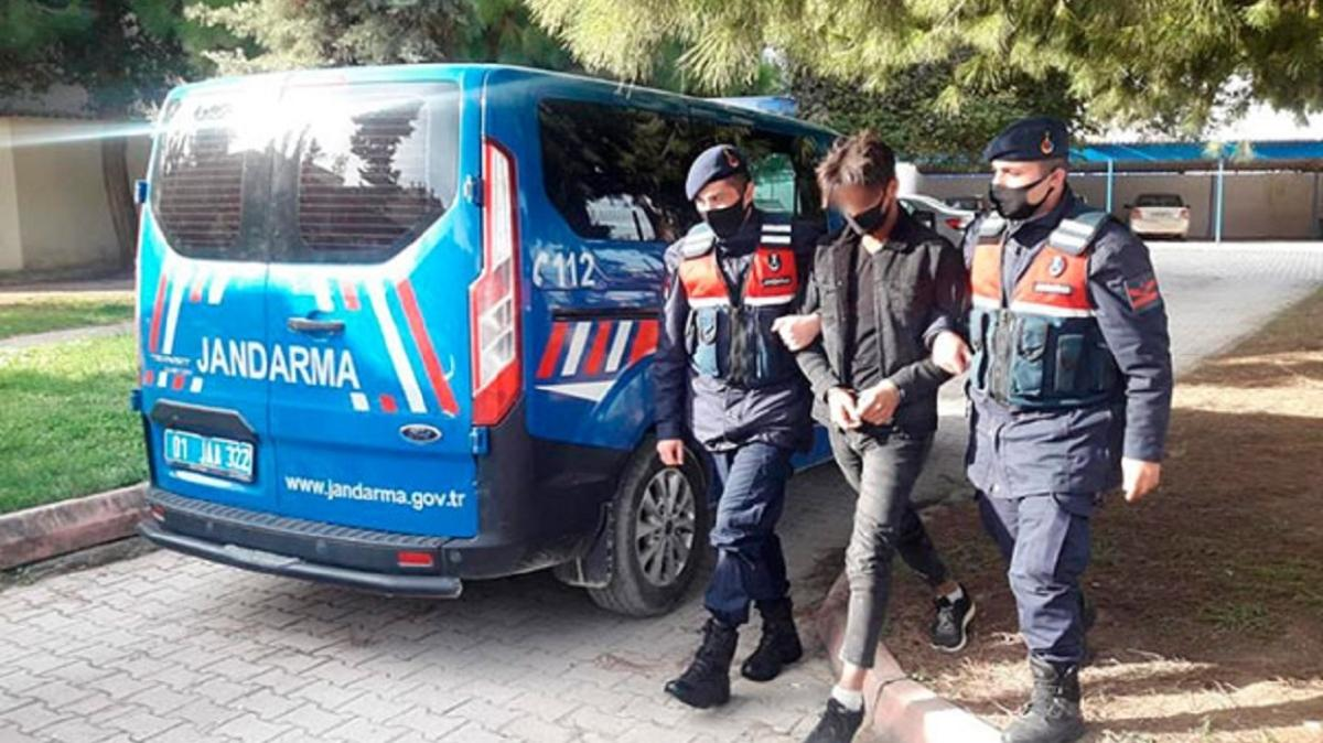 Adana'da DEAŞ'lı terörist yakalandı: Çıkarıldığı mahkemece tutuklandı