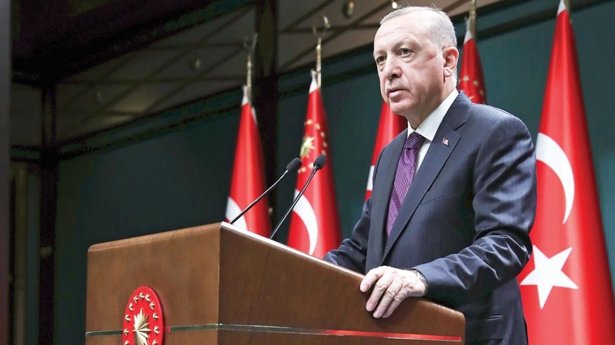 Başkan Erdoğan: CHP'ye kalsa terör destekçisini bırakır