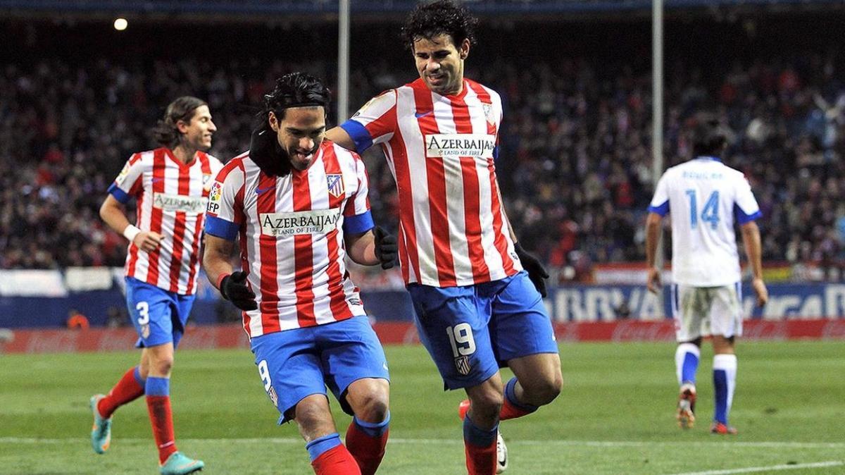 Galatasaray'da Diego Costa'da Falcao formülü