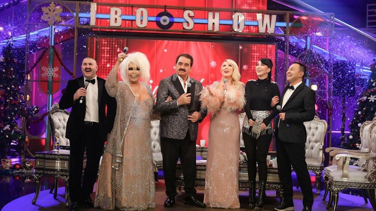 İbo Show'da Diva Bülent Ersoy rüzgarı! Yılbaşı özel programıyla yer yerinden oynayacak