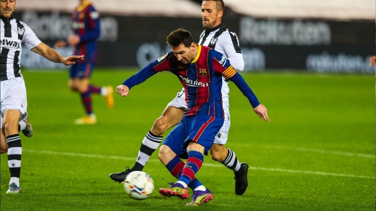 Lionel Messi 2020'nin son maçında oynamayacak