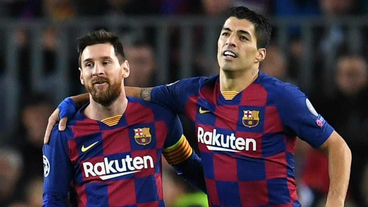 Lionel Messi ve Luis Suarez aynı takımda buluşabilir