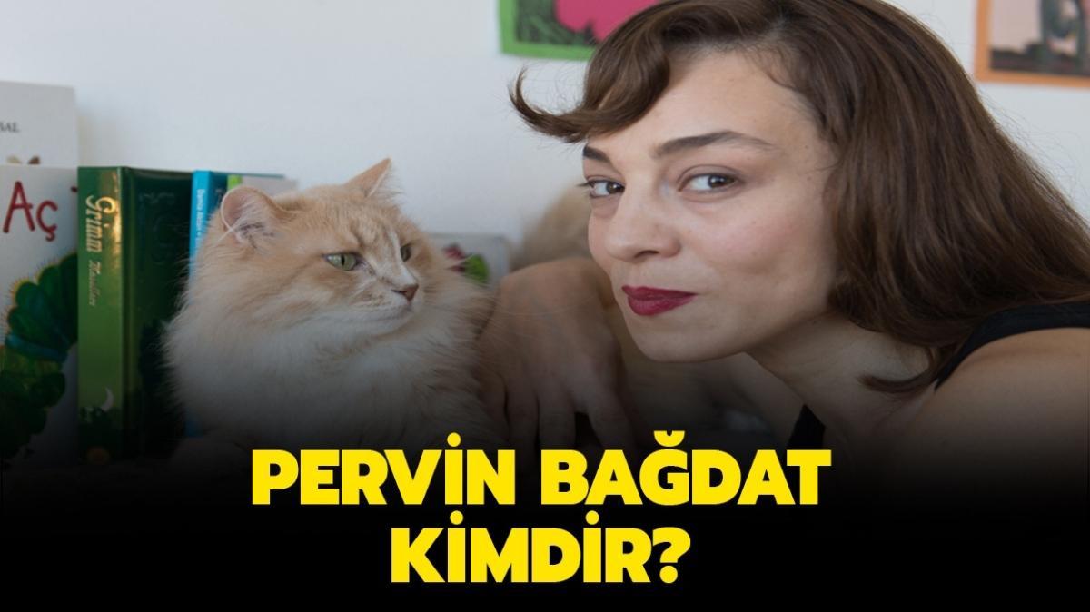 """Gülru'yu canlandıran Pervin Bağdat kimdir, kaç yaşında, hangi dizilerde oynadı"""""""