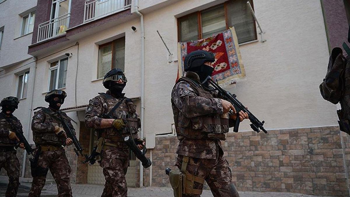 Osmaniye'de DEAŞ operasyonu: 3 kişi tutuklandı