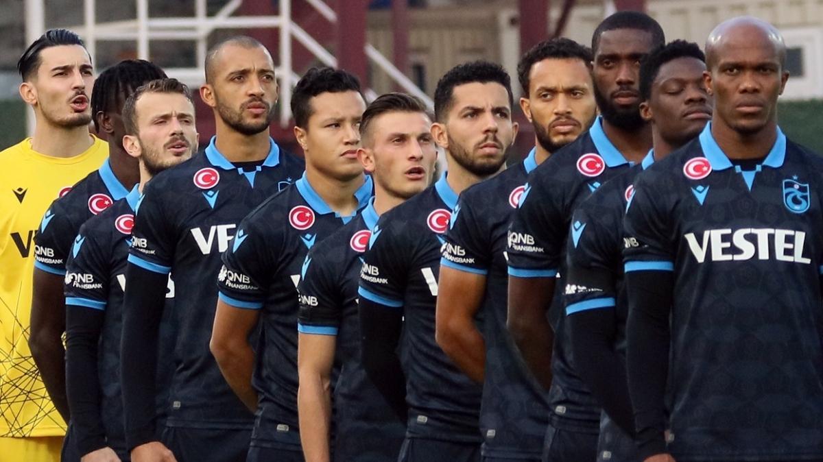 Trabzonspor'da Abdulkadir Parmak ayrılık kararı aldı