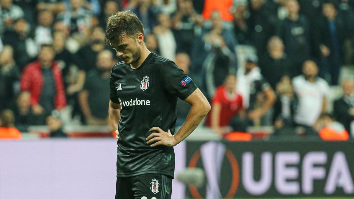 Beşiktaş'ta sürpriz Adem Ljajic kararı