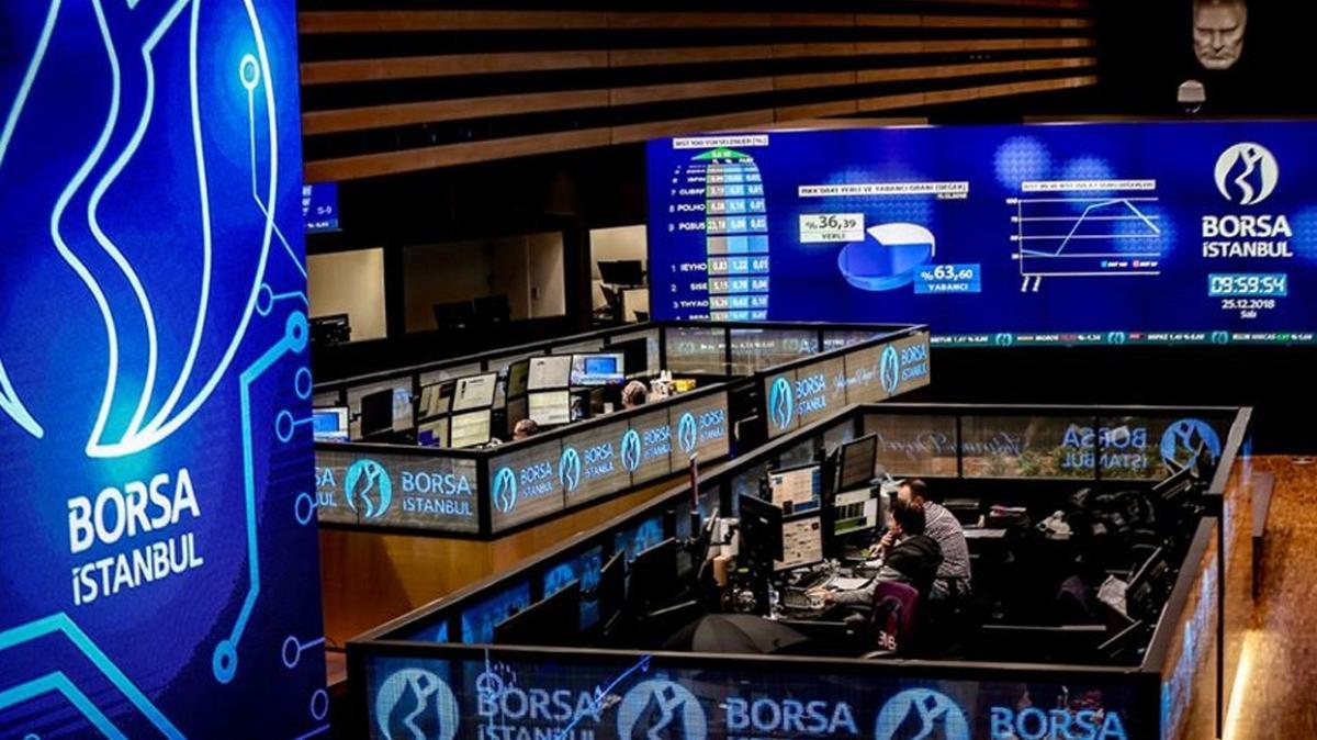Borsa İstanbul'dan rekor