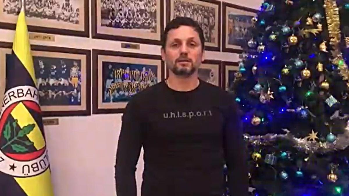 Fenerbahçe'den yeni yıl mesajı