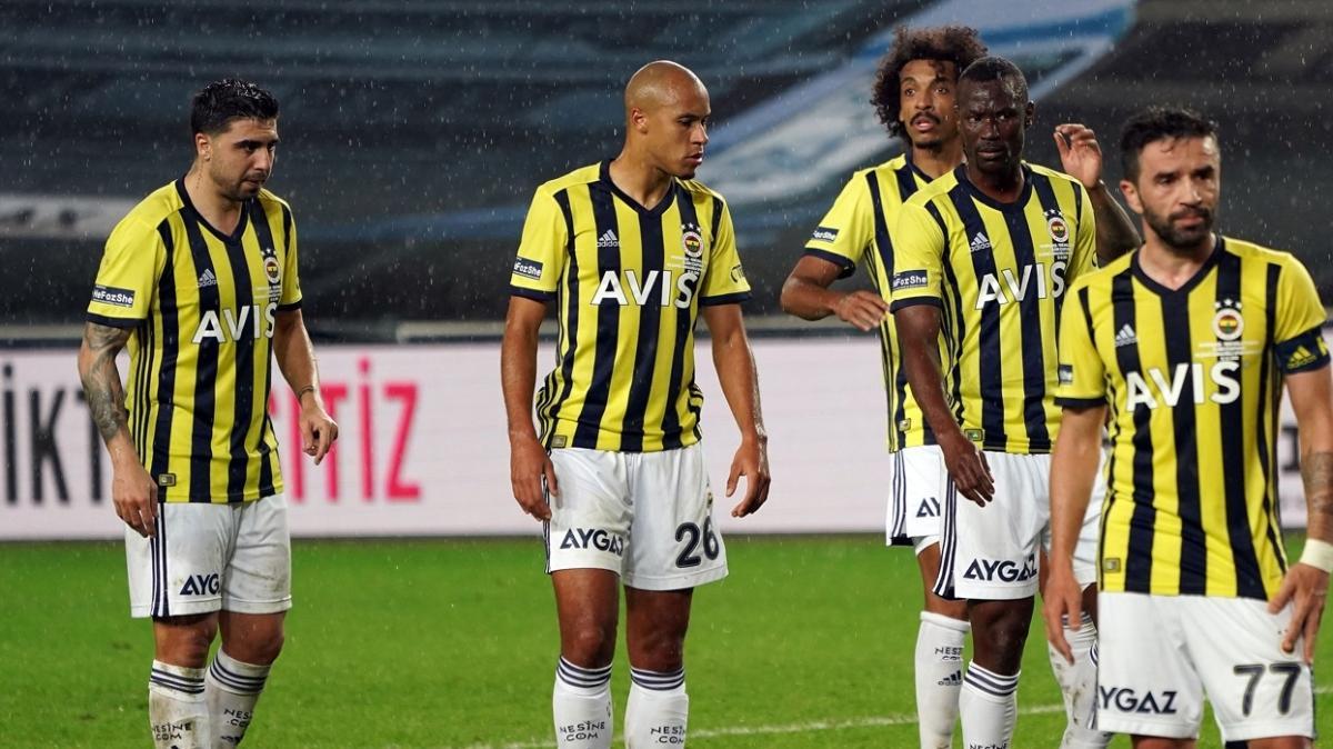 Fenerbahçe'nin kupa özlemi 6 yıla çıktı