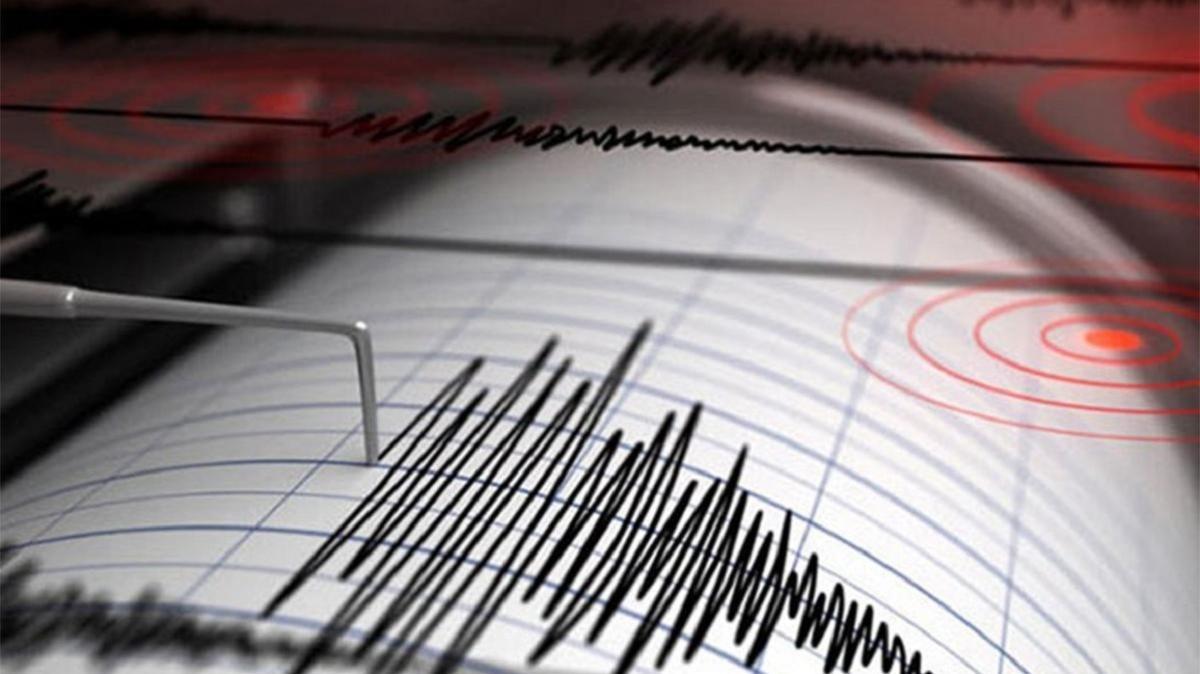 Son Dakika: Ege Denizi'nde 4.3 büyüklüğünde deprem oldu