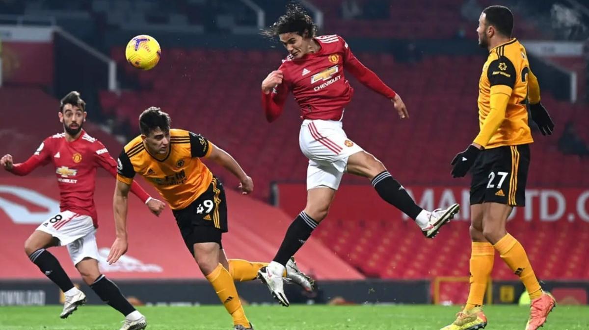 Tartışılan Manchester United'ın son avı Wolverhampton oldu