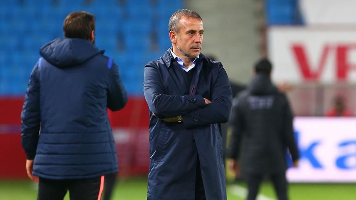 Trabzonspor'da Abdullah Avcı hedef haline geldi