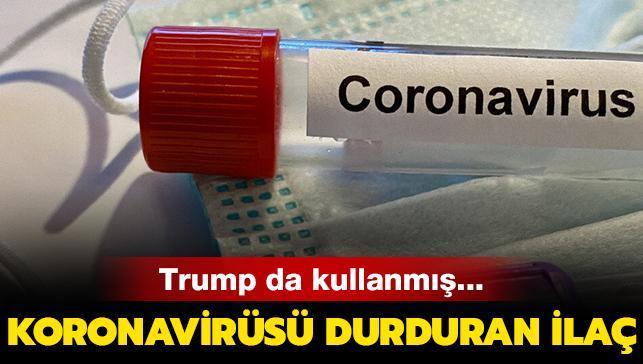 Trump da kullanmıştı... Bilim insanları şaşkın: Melatonin hapı koronavirüsü durduruyor!