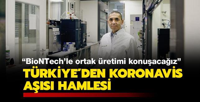Bakan Varank talimatı verdi: Prof. Dr. Uğur Şahin ile Türkiye'de ortak üretim yapma konusunda görüşülecek