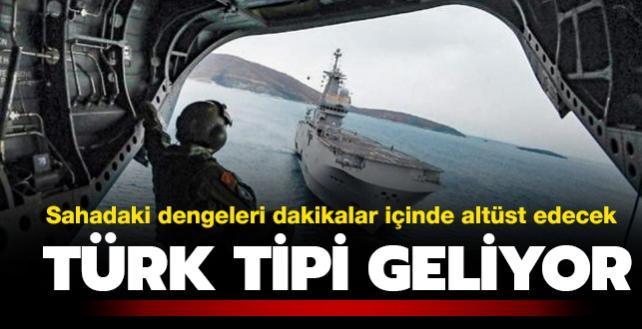 Sahadaki dengeleri dakikalar içinde altüst edecek! Türk tipi geliyor...