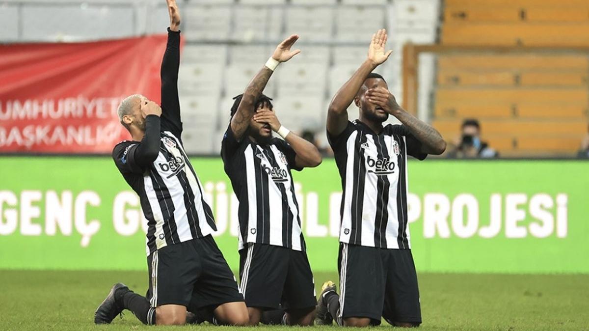 2020 yılında Süper Lig'in en başarılısı Beşiktaş