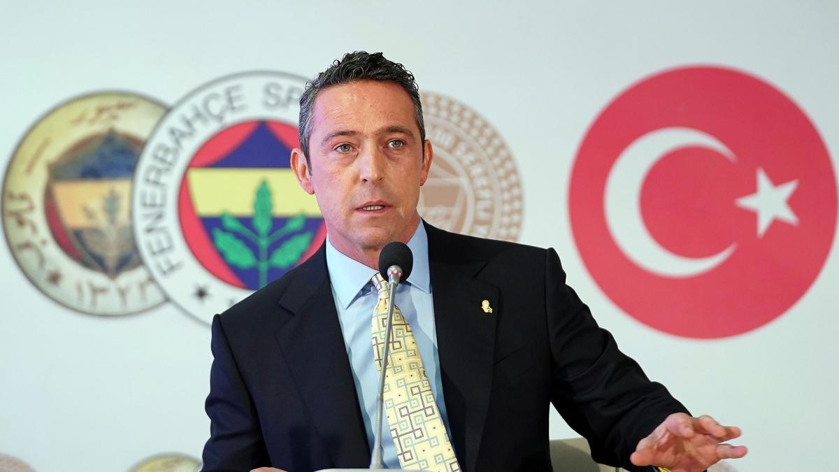 Ali Koç: 2021 Fenerbahçe'nin en güçlü mücadeleyi verdiği yıl olsun